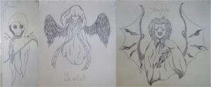 The Three Siblings: Demonic Disguise