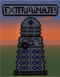 Minecraft Pixel Art Delak