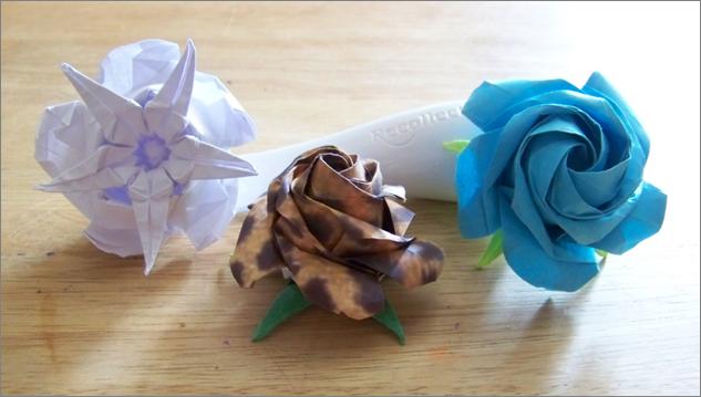 Origami sato pentagon rose by aurora bloodshard on deviantart origami sato pentagon rose by aurora bloodshard mightylinksfo