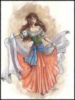 Dejanira of Shisleya by PammyArt