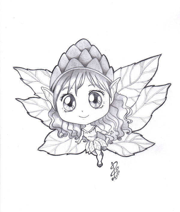 Drawings Of Fairies In Pencil | fashionplaceface.com