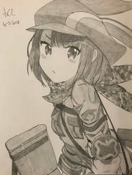 Llenn sao alternative gun gale online finished by wolfly91arts