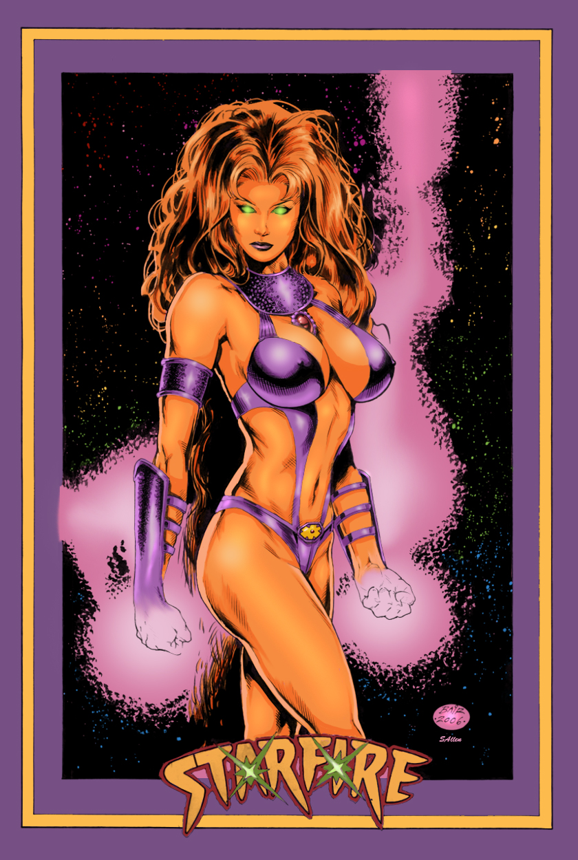 StarFire_color version by MichaelBair