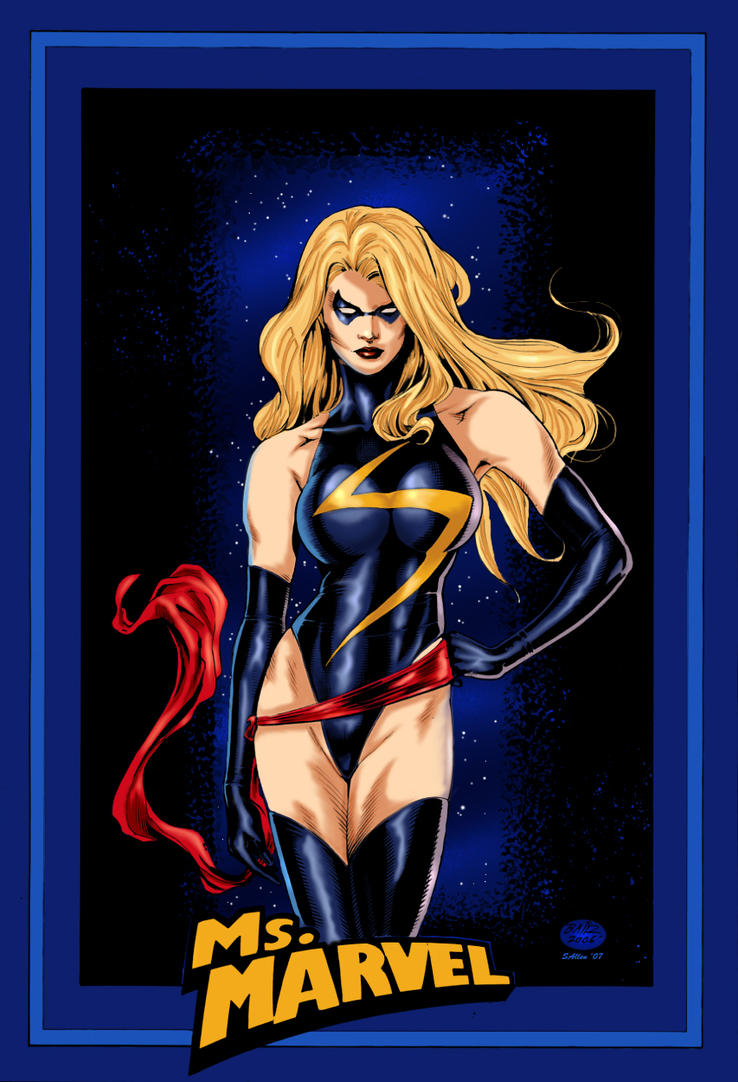 Ms. Marvel_colors by Ederoi by MichaelBair