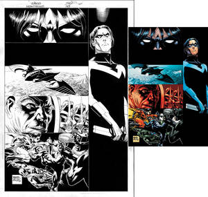 NightWing 143 Cover