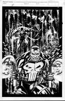 Marvel promo poster art by MichaelBair