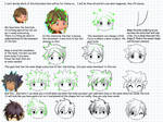 how to draw chibi part2c