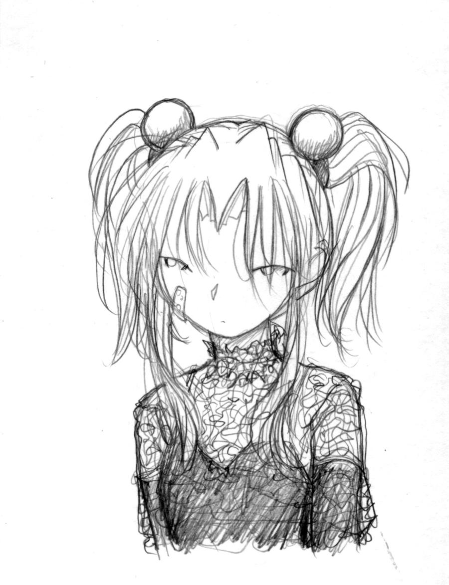 Piroko - Dark Dress
