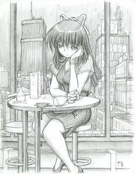 Megumi - Stood Up