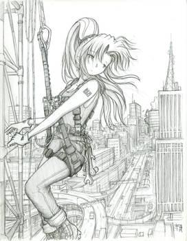 Erika - Towerclimb