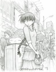 Asako - waiting