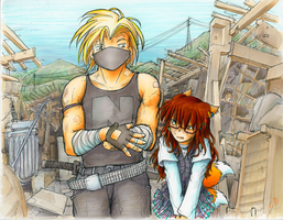 Junpei and Yakugashi