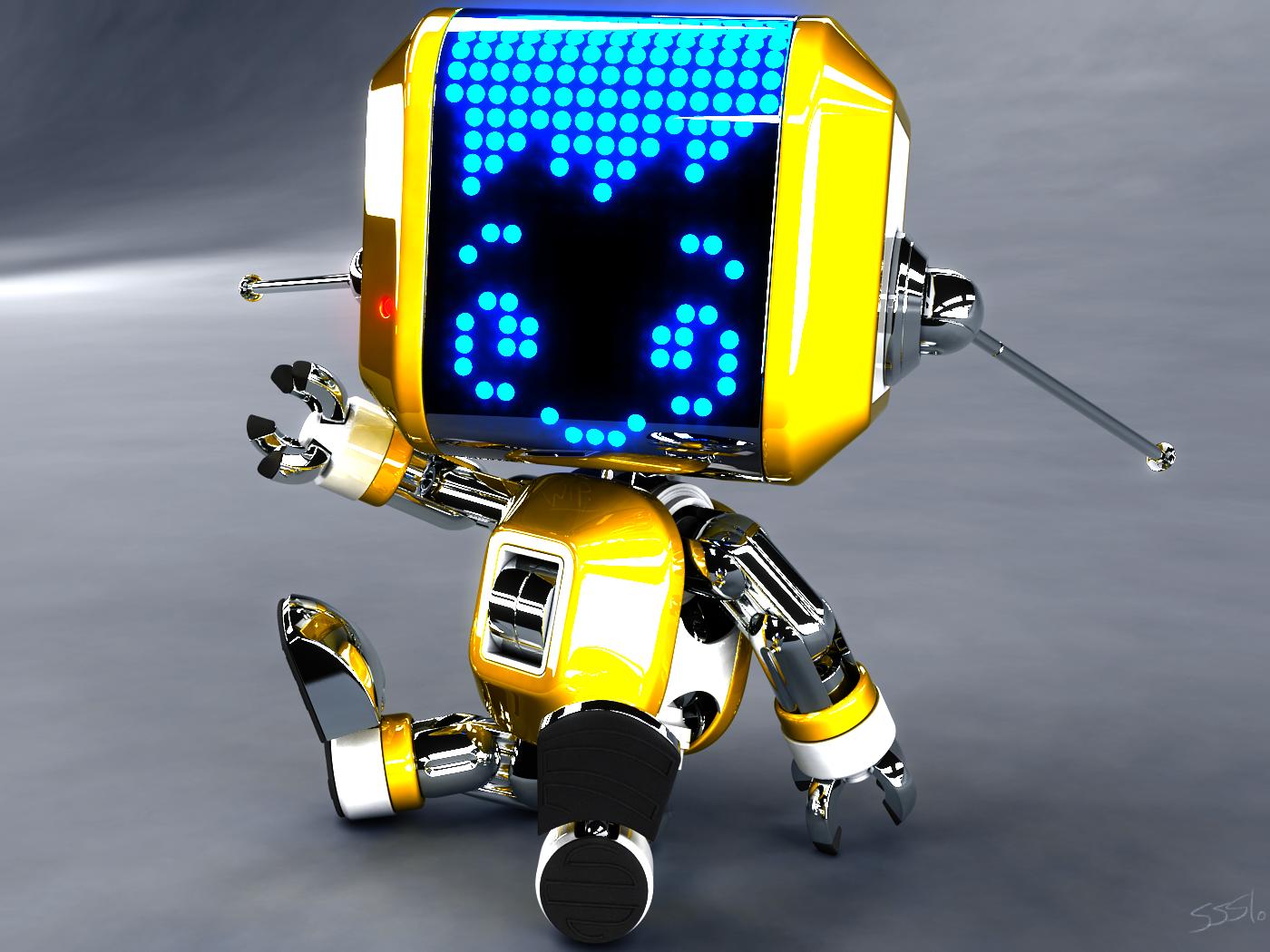 robot part 3