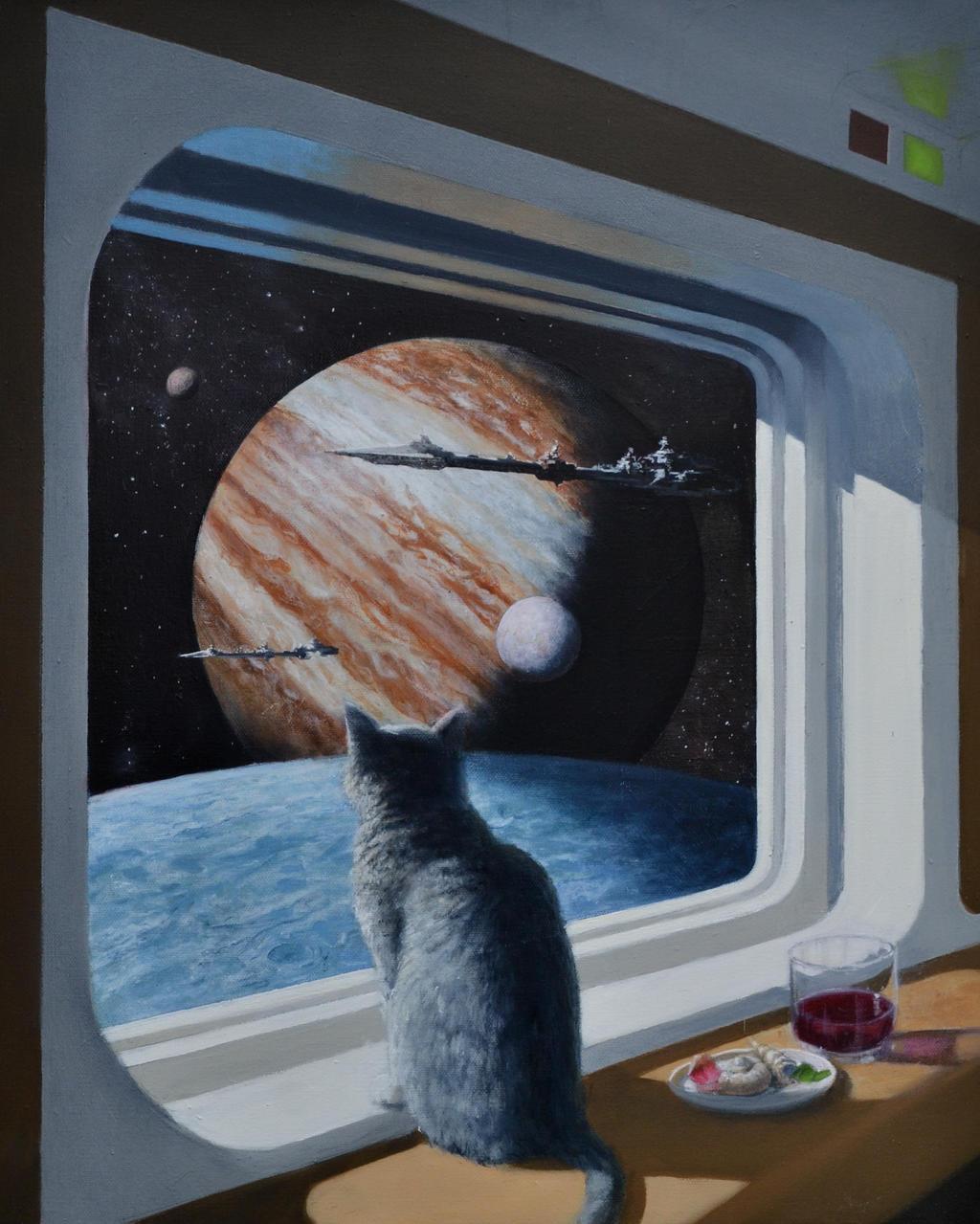 Ship's Cat