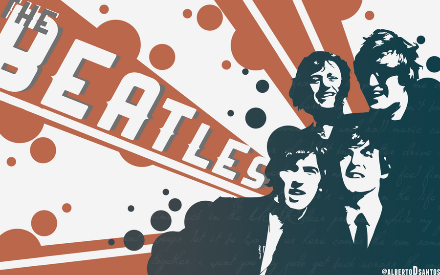 The Beatles Wallpaper By Albertodsantos