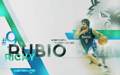 Ricky Rubio Wallpaper