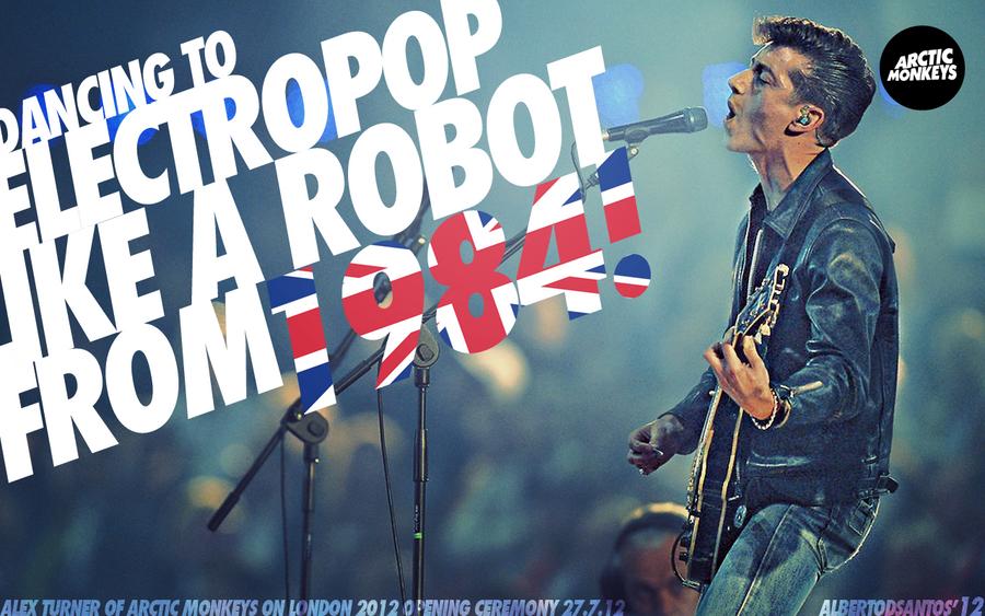 Arctic Monkeys London 2012 by albertodsantos