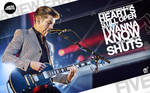 Arctic Monkeys Five Wallpaper
