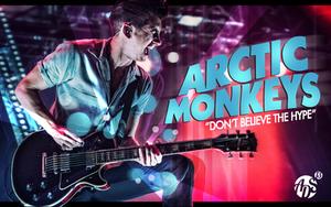 Arctic Monkeys' Alex Turner 2013 Wallpaper by albertodsantos