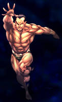 Namor the First