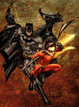 Batman and Robin - NorthChavis