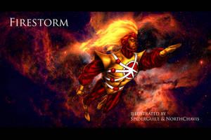 Firestorm - Northchavis colors by SpiderGuile