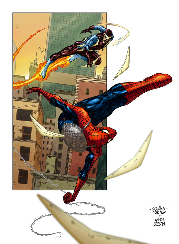 Webswinging - Andrea colors
