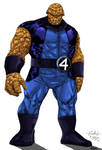 Ben Grimm known as the Thing