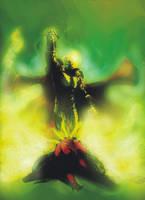Spidey vs Mysterio - Videsh