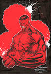 Red Hulk - Comic Con France