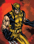 Wolverine - Mike Beals colors