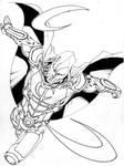 Moon Knight - 2010 sketchbook