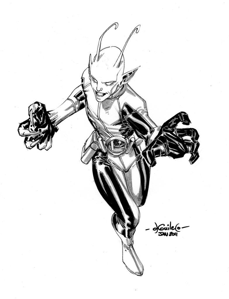Chameleon Boy by SpiderGuile