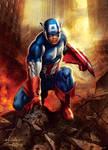 Captain America - BalanteColor