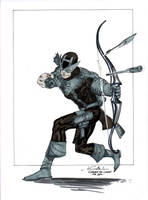 Hawkeye - Chalons Generation80 by SpiderGuile
