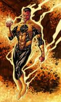 Sinestro - Pask colors