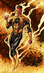 Sinestro - Pask colors
