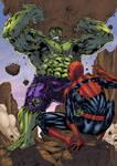 Spider-Man Thursday 36 - LogicFun colors