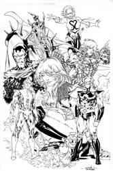 My Tribute to Shingo Araki! by SpiderGuile