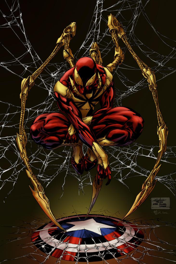 Iron spiderman vs spiderman - photo#26