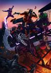 Spider-Man Thursday 34 - Absinthe-Girl colors