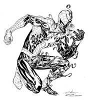 Venomized by SpiderGuile