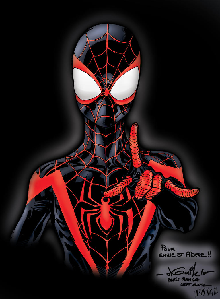 Ultimate Spider-Man bu...