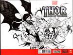 Gohr vs Thor - Thor God Of Thunder #1
