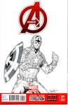 Captain America - Avengers #1