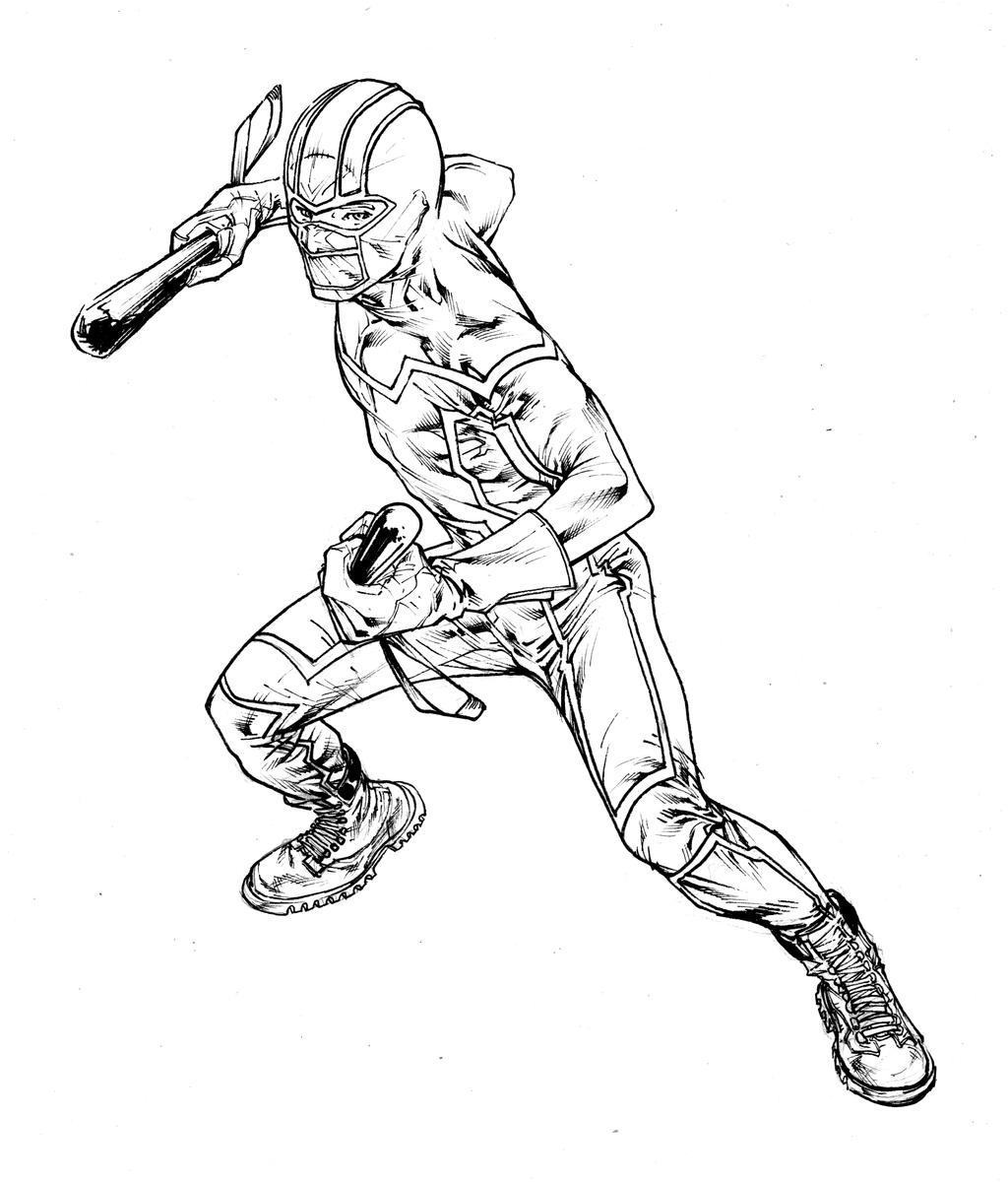 Kick Ass Drawings 106