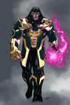 Thanos the mad titan - Absalom7 colors