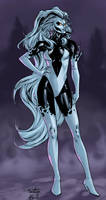 Silver Banshee - Roni Smith colors