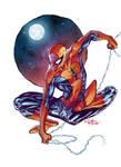 Spider-Man - Paris Manga SciFi - Gabriel Cassata