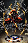 Iron Spider-Man - Simon Gough colors